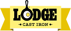 Lodge Cast Iron With Skillet Logo