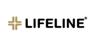 Lifeline First Aide Logo Gold Plus