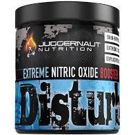 Juggernaut Nutrition: Disturb (Nitric Oxide Booster)