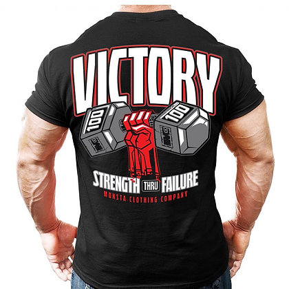 VICTORY STRENGTH THRU FAILURE