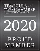 Temecula Valley Chamber of Commerce TVCC 2020 Proud Member