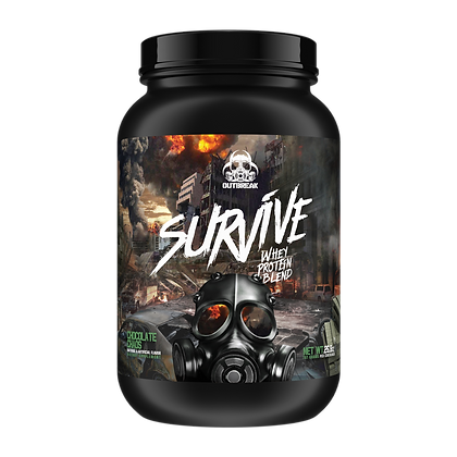 Outbreak Survive: Chocolate Chaos Whey Protein