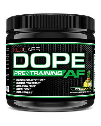 Kilo Labs: Dope AF (Pre-Workout)