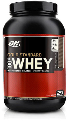 Gold Standard Whey Protein 2LB