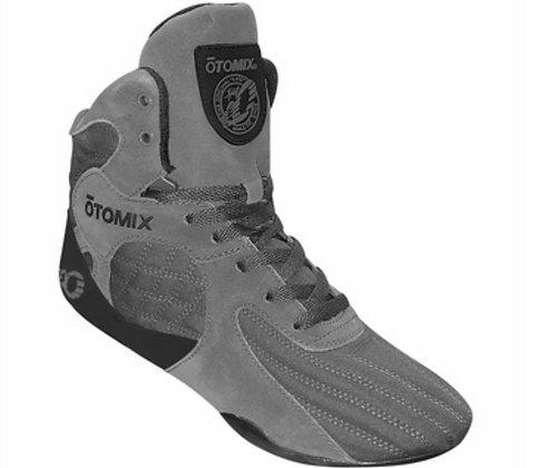 Grey Ghost Stingray Bodybuilding & MMA Shoes