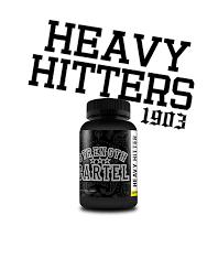 Strength Carte: Heavy Hitter Creatine (Pills)