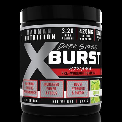 X-BURSTS PREWORKOUT SOUR LIME