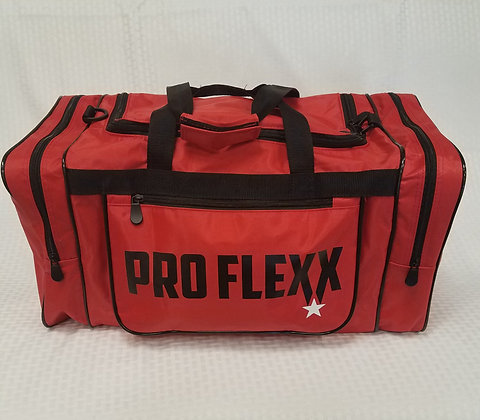 PROFLEXX RED GYM BAG