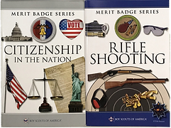 Merit Badge Books