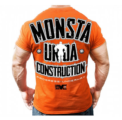 Monsta Unda Construction