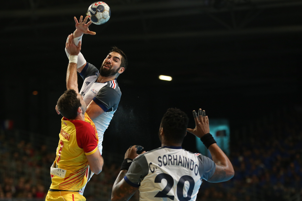 Handball - Nikola Karabatic