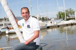 Damien Seguin, navigateur