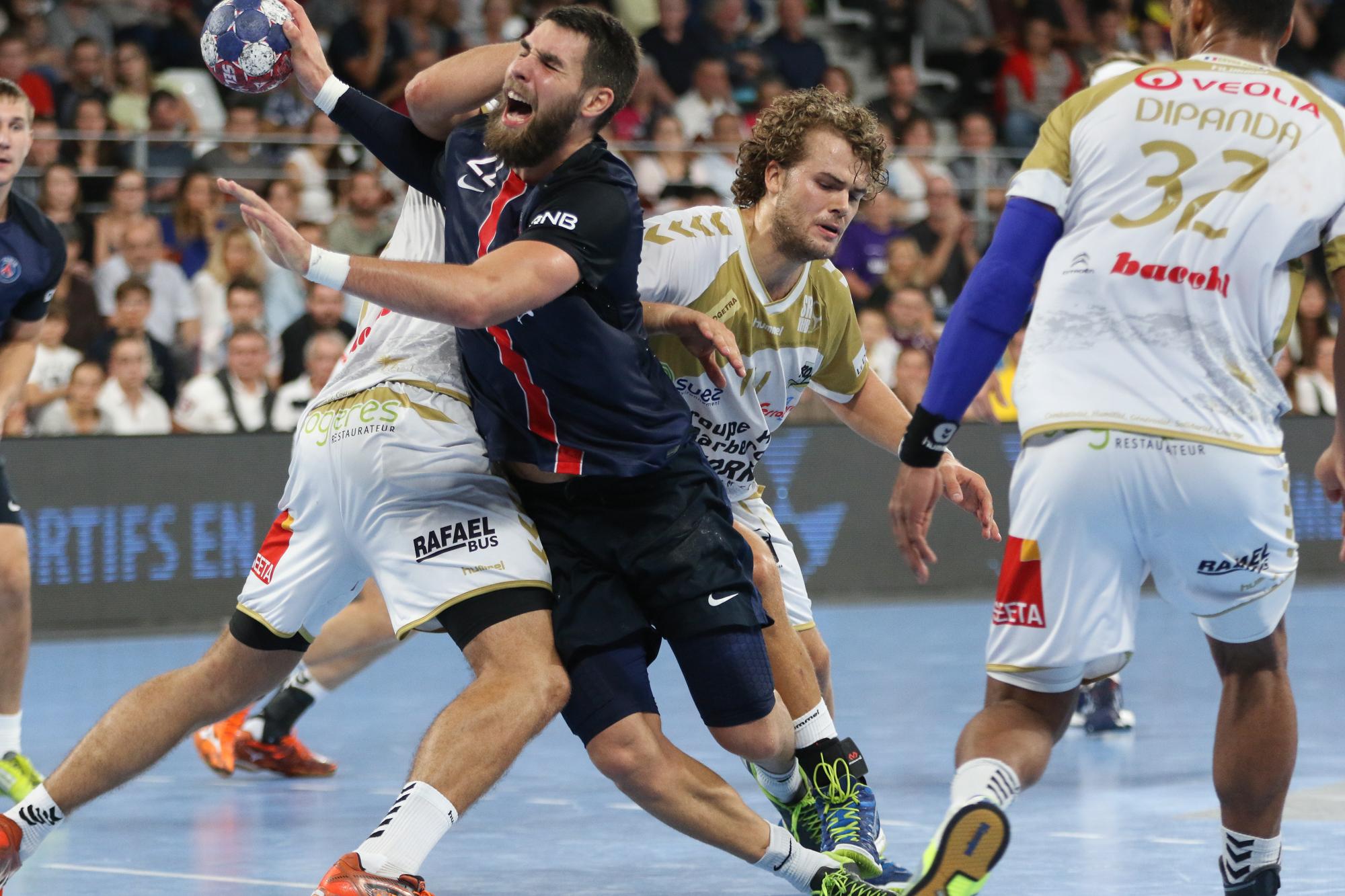 Handball - Luka Karabatic