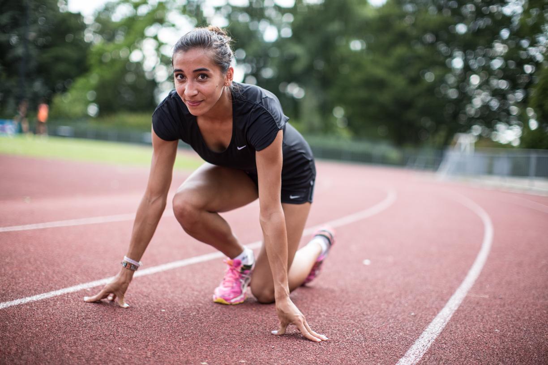 Agnès Raharolahy, 400m