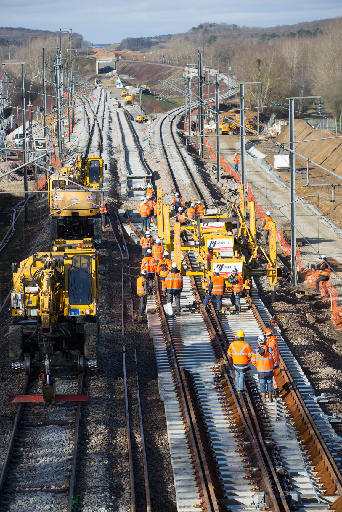 Ligne TGV