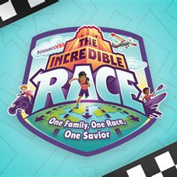 """""""The Incredible Race"""" Vacation Bible School"""