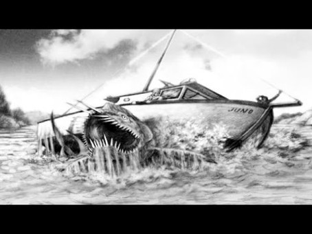 The Legend of the White River Monster