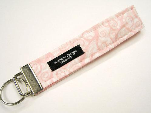 Light Pink Swirls - Regular