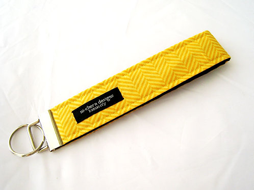 Yellow Herringbone - Regular