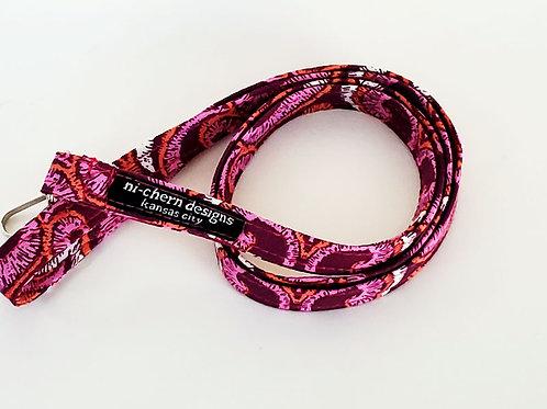 Swirls Fuchsia - LL