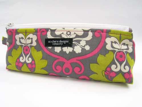 Pink Green Damask - SP