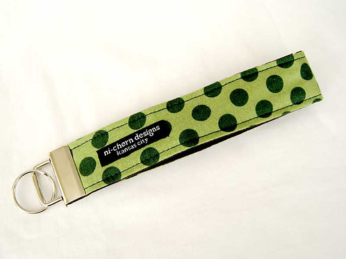 Green Polka Dots - Regular