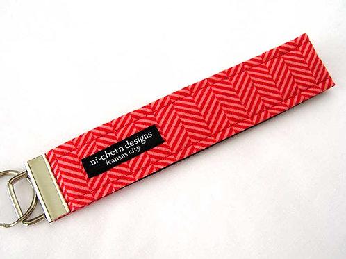 Red Herringbone - Regular