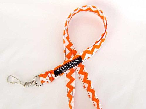 Orange Chevron - SL