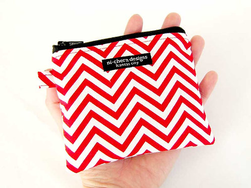 Red Chevron - CP