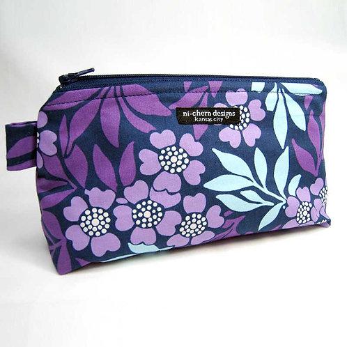 Purple & Aqua Leaves - MP