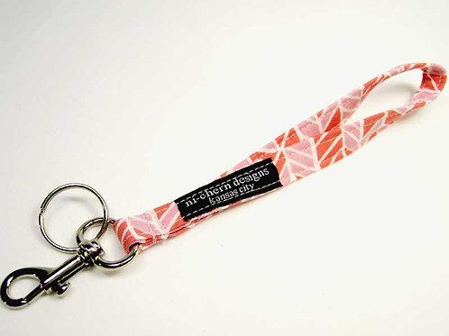 Pink Herringbone - WH