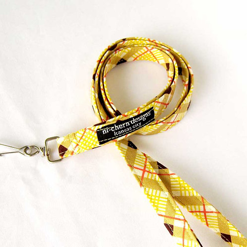 Yellow Plaid - LL
