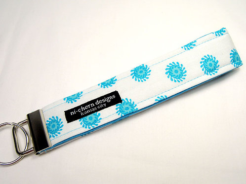 Blue on White Motif - Regular