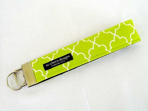Lime Green Motif - Regular