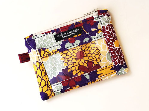 Purple Mums - ID Wallet