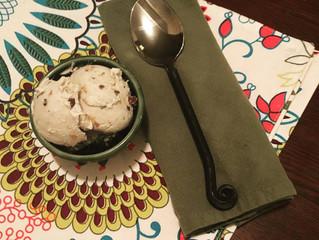 "Mint Chocolate Chip ""Ice Cream"""