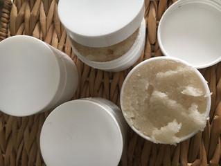 From Self Indulgence to Self Care - Sugar Scrub