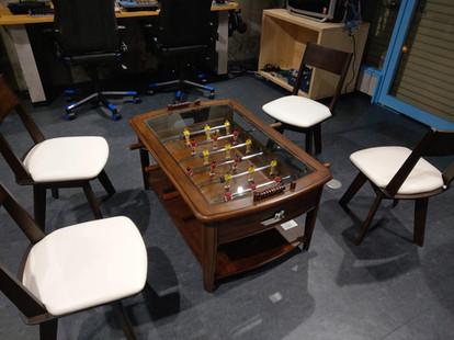 アナログサッカーテーブル台