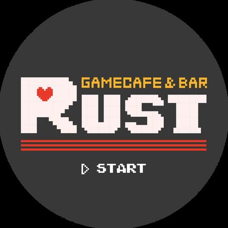 ゲームカフェバーRUST公式サイト鋭意製作中です