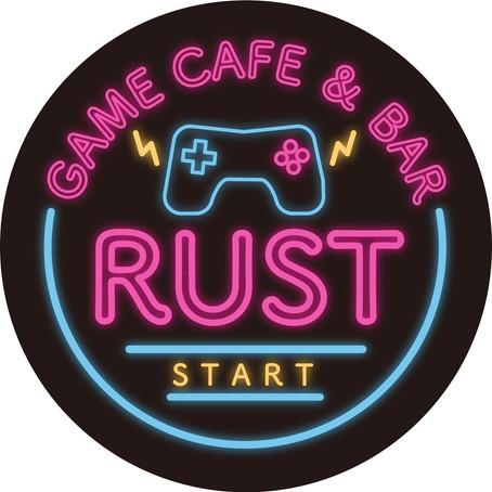 RUSTのロゴができました!