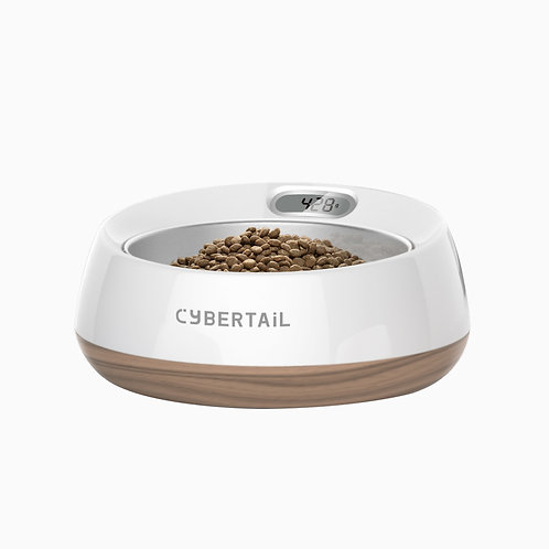 Cybertail Scaled Pet Bowl