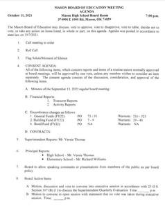 October 11, 2021 Agenda Pg 1.JPG