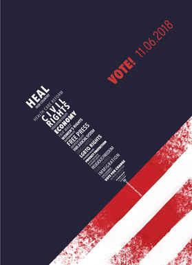 Vote Poster: Layout Design