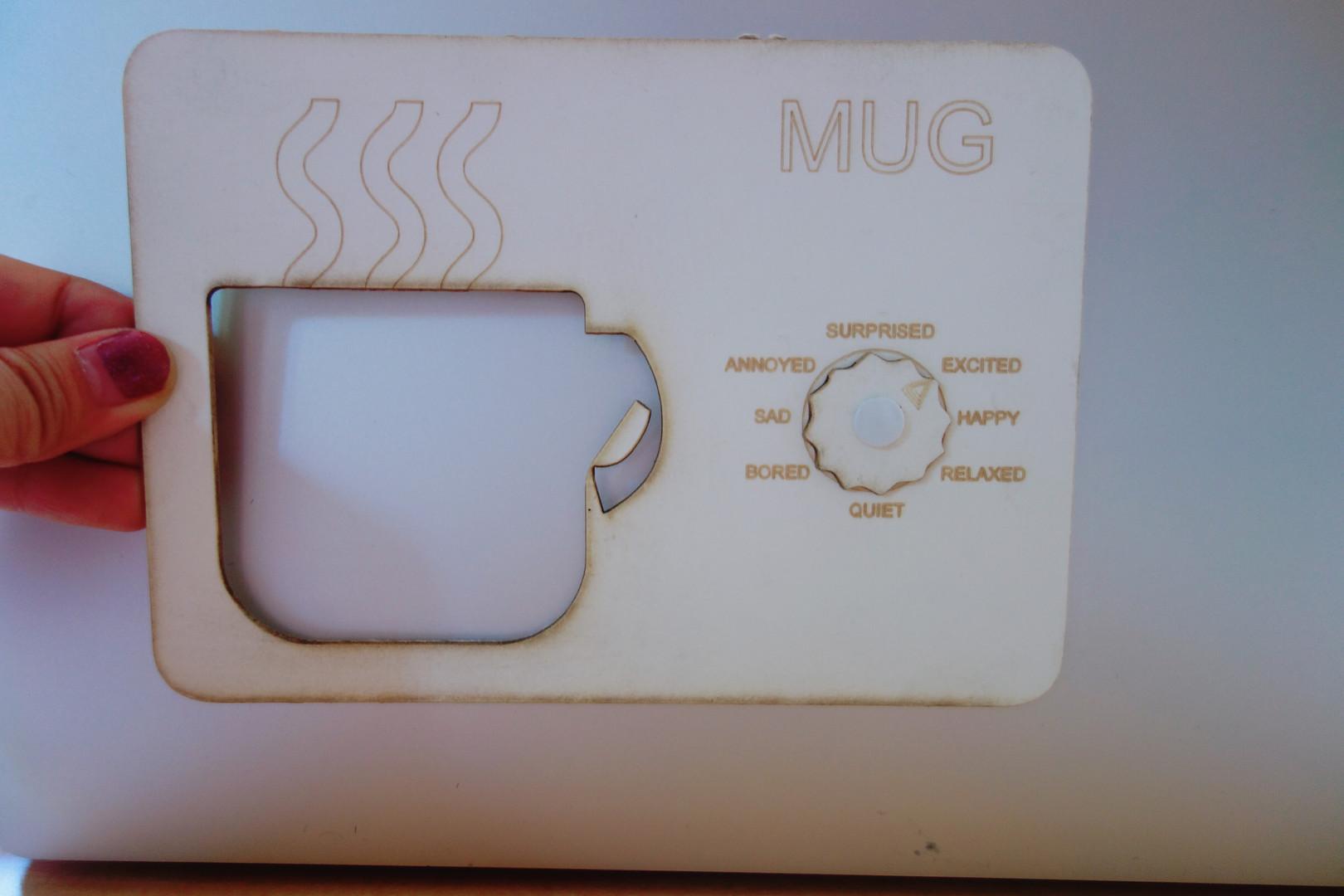 Mug in Alumini