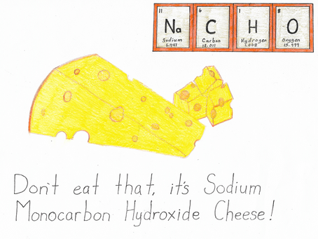 Your Daily Dose! Chemistry Puns by Dawn Hultgren Ed.6