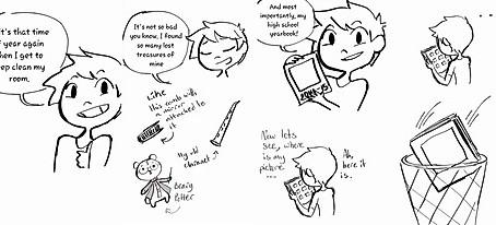Deep Cleaning Comic