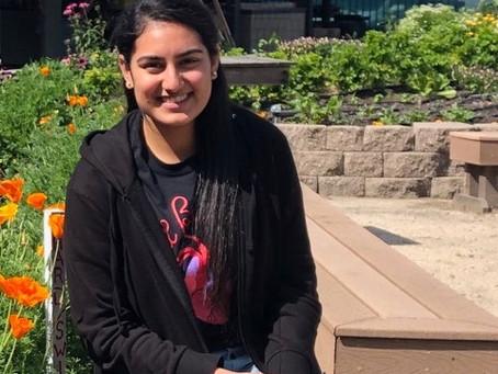 Getting to know Anmolpreet Kaur, a CHS PharmD Intellect. An Interview by Ramneet Kaur