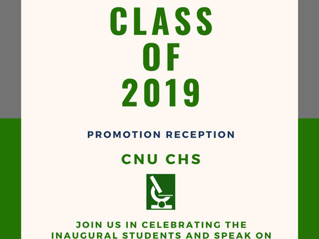 Promotion Ceremony Coming September 18! Celebrate the Graduating Class of 2019!