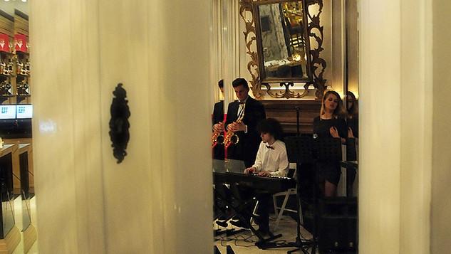 Gramy równiez jazz. Photo by Maciej Narkun
