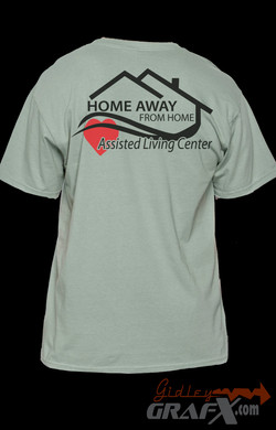 Home away from Home shirts